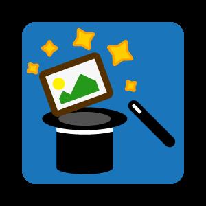 Magic photo - KaiOS application